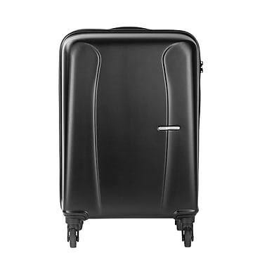 Bugatti Hard Case Carry-On, Black (HLG1604-Black)