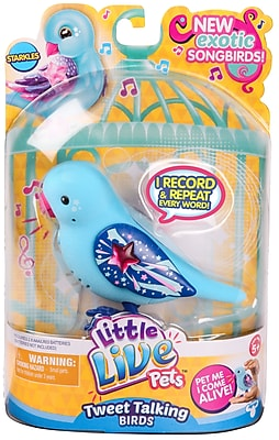 Little Live Pets Bird Single Pack (28232)