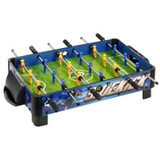 "Hathaway™ Sidekick 38"" Table Top Soccer, Blue/Green"