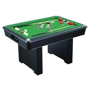 "Hathaway™ Renegade 54"" Slate Bumper Pool Table, Green"