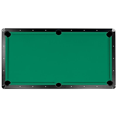 Championship Saturn Ii 8' Billiard Cloth Pool Table Felt, Green