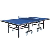 "Hathaway™ 30"" x 60"" x 108"" Back Stop Table Tennis Table, Blue"