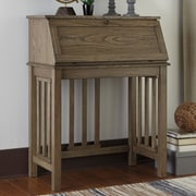 Alcott Hill Springport Drop Front Secretary Desk by