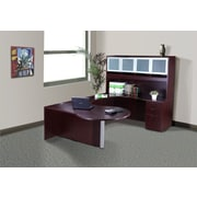 Red Barrel Studio Natacha 5 Piece U-Shape Desk Office Suite