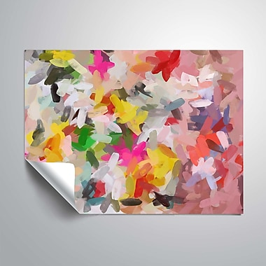 ArtWall Colorful Pallet IV Wall Mural; 24'' H x 32'' W