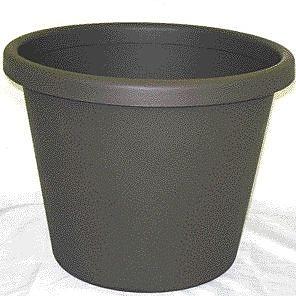 Myers/Akro Mills Plastic Pot Planter; 16''