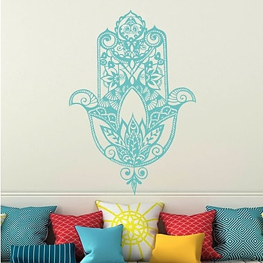 Decal House Fatima Hand Wall Decal; Mint