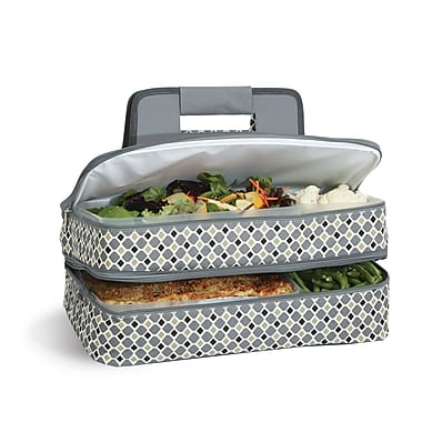 Freeport Park Mosaic Entertainer Hot and Cold Specialty Food Storage