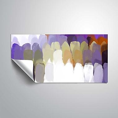 ArtWall Abstract 4840 Wall Mural; 18'' H x 36'' W