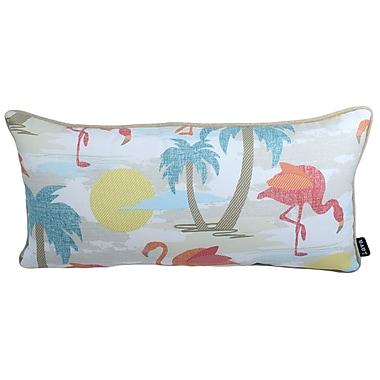 Bay Isle Home Duvall Outdoor Lumbar Pillow