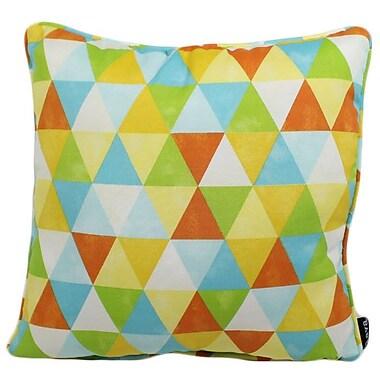 Ebern Designs Abrego Outdoor Throw Pillow