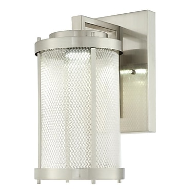 Brayden Studio Ybanez 1-Light Outdoor Wall Lantern