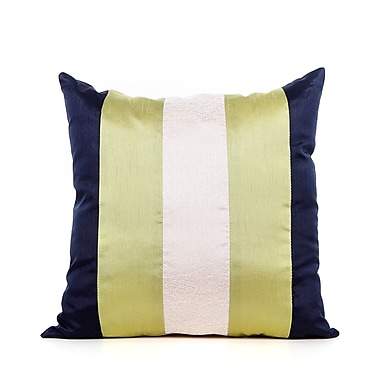 Varick Gallery Redelong Throw Pillow; Lime