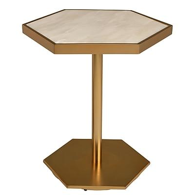 Everly Quinn Pradyoth End Table