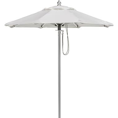 Latitude Run Stambaugh 6' Market Umbrella; Natural