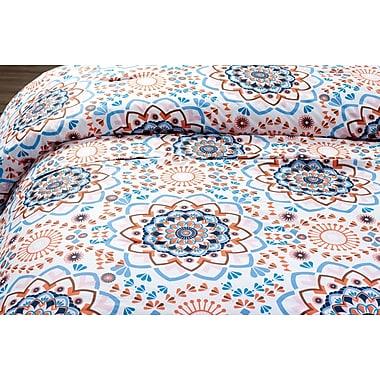 Red Barrel Studio Delcie Comforter Set; Twin