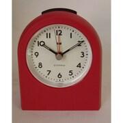 Red Barrel Studio Alarm Clock; Landmark Red