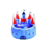 Zoomie Kids Frazier Castle Inflatable Kids Chair for Kids Boys