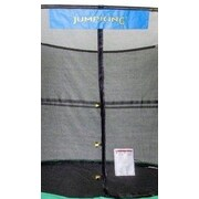 Jumpking 15' Trampoline Net Using 4 Arches