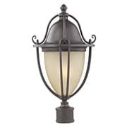 Charlton Home Greenhalge 1-Light 22.5'' Post Light