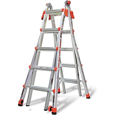 Little Giant Ladder 22 ft Aluminum Multi-Position Ladder
