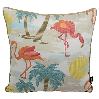 Bay Isle Home Duvall Outdoor Throw Pillow