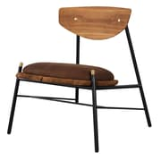 Corrigan Studio Aldo Lounge Chair; Umber Tan