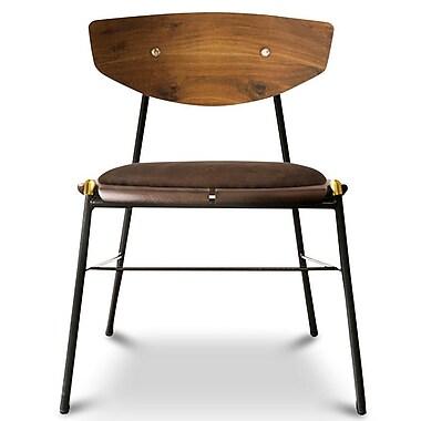 Corrigan Studio Aldo Dining Chair; Umber Tan