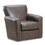 Darby Home Co Simmons Upholstery Alice Swivel Barrel Chair
