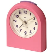 Red Barrel Studio Alarm Clock; Pink