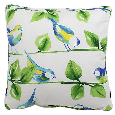 Charlton Home Greenwich Outdoor Throw Pillow
