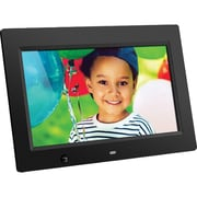 "Aluratek 8"" Slim Digital Photo Frame with Auto Slideshow Feature (ASDPF08F)"