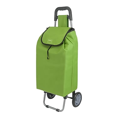Metaltex Shopping Cart, Green, Daphne (415205GRN)