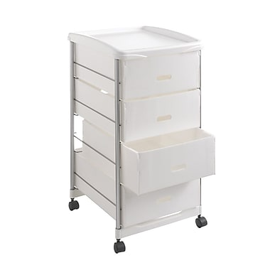 Metaltex Storage Cart Basel (347204)