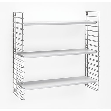 Metaltex White Shelf System Libro (377603)