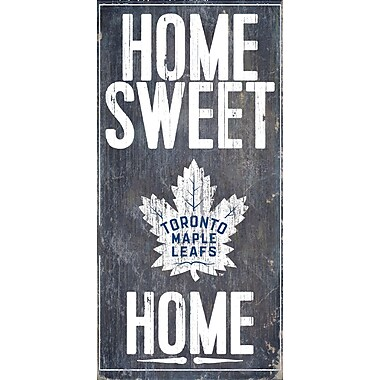Sports Art – Plaque de décor mural, Maple Leafs de Toronto