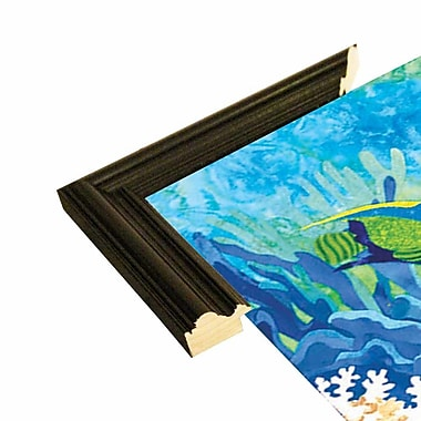 Bay Isle Home 'Coral Reef' Print; Wrapped Canvas