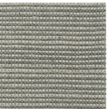 Foundry Select Alberta Hand Tufted Silver Area Rug ; 8' x 10'