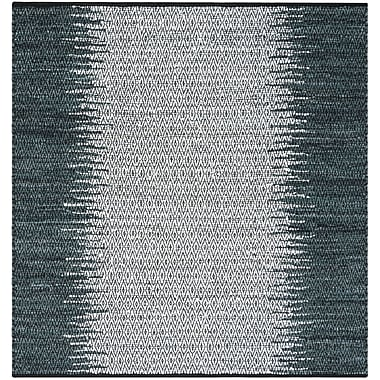 Bungalow Rose Glostrup Contemporary Hand Tufted Gray Area Rug; 3' x 5'