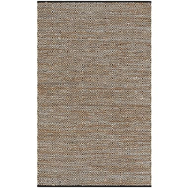 Bungalow Rose Glostrup Contemporary Hand Tufted Beige Area Rug; Runner 2'3'' x 6'