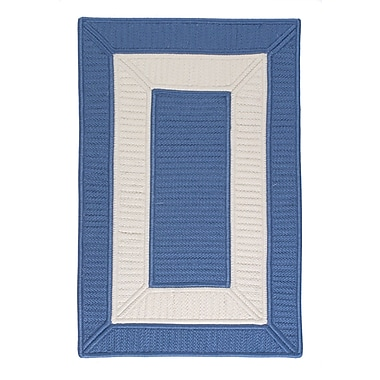 Colonial Mills Collection 14 Blue Area Rug; Rectangle 8' x 11'