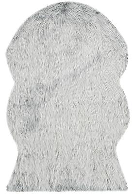 Mercer41 Brennan Light Gray Area Rug; 3' x 5'