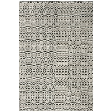 Bloomsbury Market Merriam Hand Tufted Wool Gray Area Rug; 8' x 10'