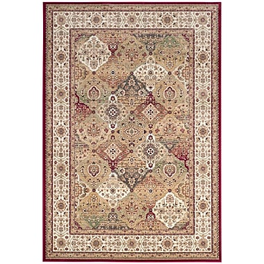 Darby Home Co Carolus Beige Area Rug; 5'3'' x 7'6''