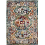 Bloomsbury Market Mcintosh Green Area Rug ; 3' x 5'