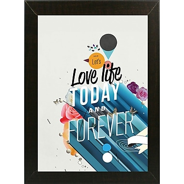 Varick Gallery 'Everything Forever' Graphic Art Print