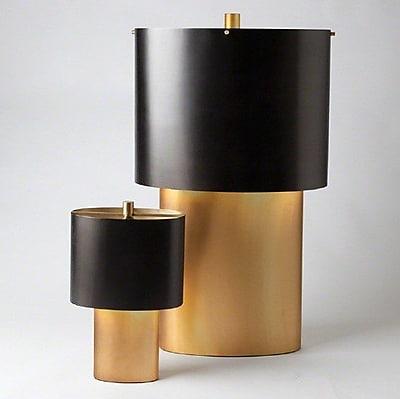 Studio A Nordic Table Lamp; 32'' H x 12'' W x 19'' D