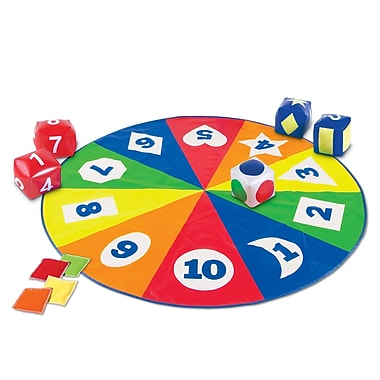 Learning Resources All Around Learning™ Circle Time Activity Set (LER1049)