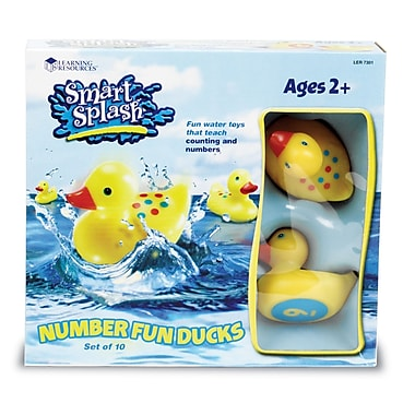 Learning Resources Smart Splash® Number Fun Ducks (LER7301)