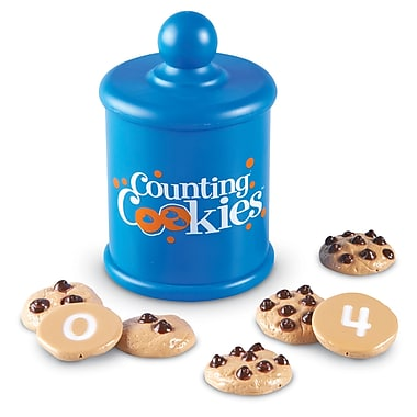 Learning Resources Smart Snacks® Counting Cookies™ (LER7348)